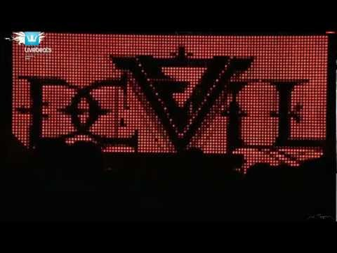 JDevil Live (Full show with HD audio) @ Paradiso Amsterdam 20.3.2012