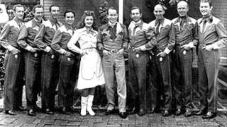 SHAME ON YOU ~ Spade Cooley & his Orchestra  1945
