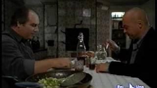 Il commissario Montalbano - Gilberto Idonea - il gioco delle tre carte