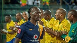 Reneilwe Letsholonyane's Farewell Message