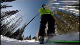 Gopro Ski Vero La Sole El Lucho y el Mauri en Park City March 22, 2014 Thumbnail