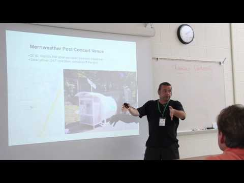 High Tech, Low Cost Pump Solutions - Brian (Cowichan) & Ilya (Baltimore) CBC 2014