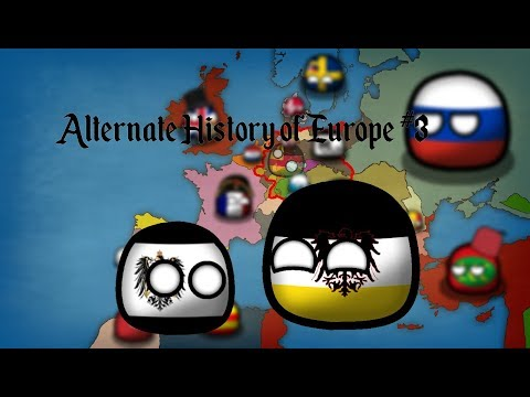 Alternate history of Europe #3 | German Unification