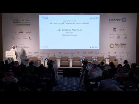 Meeting the UAE's renewable energy targets