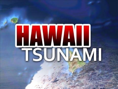Prophetic Dream: Tsunami Hawaii