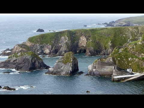 Dunquin Harbour Viewing Point - Dingle Peninsula - County Kerry - Ireland