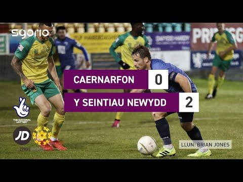 Caernarfon TNS Goals And Highlights