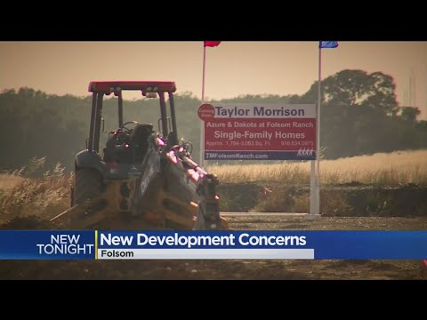 12,000 New Homes In Folsom Ranch Project Raise Water Supply Worries