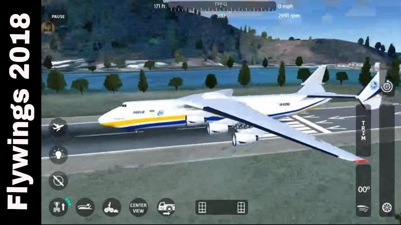 Antonov Free Flight Flywings 2018 Fly Wings Android