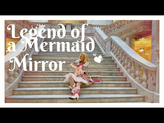 [Mirrored] Legend of a Mermaid Dance Cover - Mermaid Melody Pitchi Pitchi Pitch!