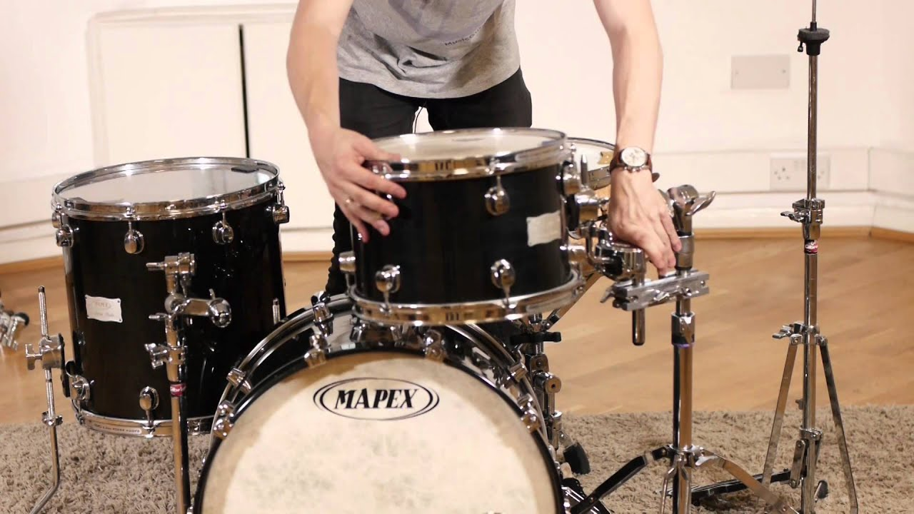 How to set up your drum kit