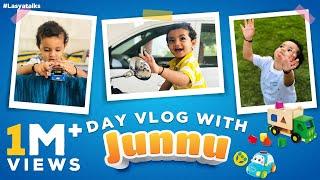 Day Vlog With Junnu | DIML Vlog | Lasya Talks | Lasya Manjunath