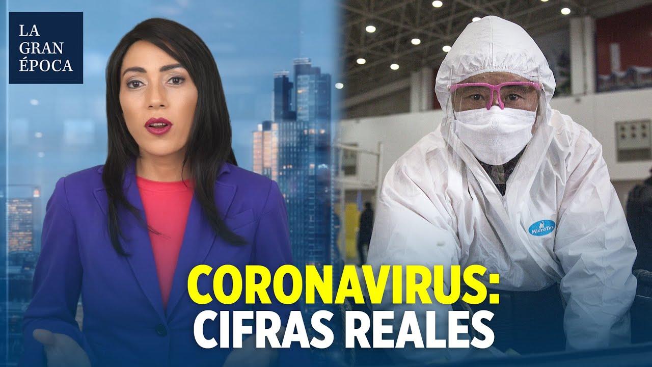 Corona Virus Imagenes Reales