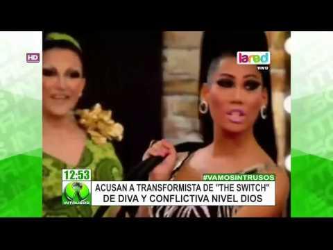 """Gia Gunn on TV The Switch """"Diva"""""""
