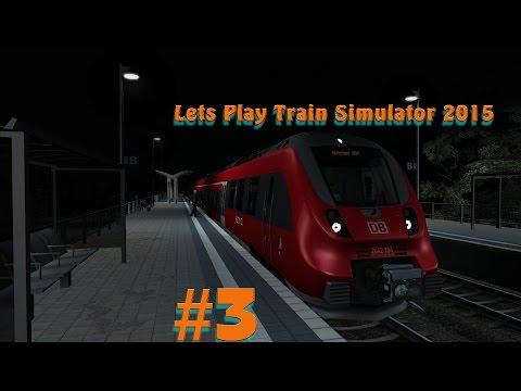 Let's Play Train Simulator 2015 #5 [Deutsch][HD] - BR 442 'Talent 2' nach München  (1) |