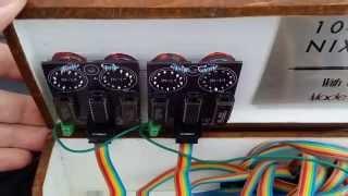 Nixie Clock Build, Near Completion.