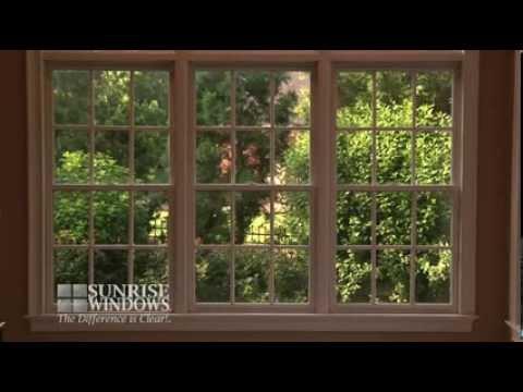Sunrise Windows Full Frame Replacement Windows | Rochester MN