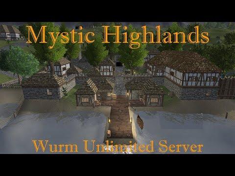 Wurm Unlimited - Mystic Highlands Server - Deep Sea Fishing Tournament