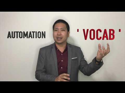 AutomationVocab EP.1 : INDUSTRY 4.0 : โลกยุค 4.0 ทางด้านโรงงานอุตสาหกรรมและเครื่องจักร