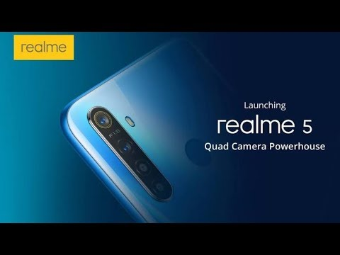 Live Realme 5 Pro launch event, realme 5 launch event live, realme 5 series launch live streaming,