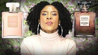 Chanel Coco Mademoiselle Intense vs Coco Mademoiselle Eau de Parfum - Fragrance Face OFF!