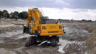 Liebherr R 984 C Liebregts middelbeers.