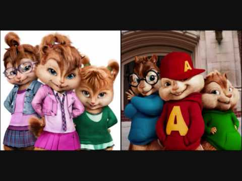 C & C Music Factory - Everybody Dance Now (Chipmunks & Chipettes)