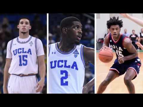 Download Youtube: LiAngelo Ball was one of three UCLA Players Arrested For Shoplifting in China