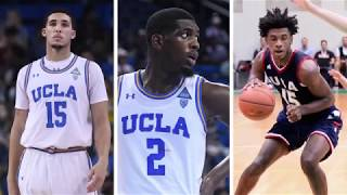 LiAngelo Ball was one of three UCLA Players Arrested For Shoplifting in China