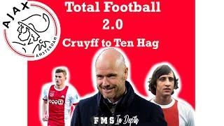 Ajax 2018-19    Tactics & More   Johan Cruyff to Erik ten Hag   Tactical Analysis   Mini Documentary