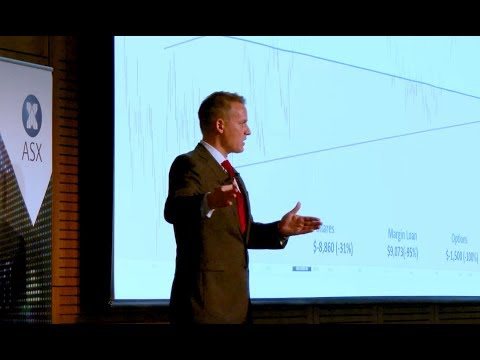 Options – Charting Your Way. Patrick Nelson, OzFinancial Australia