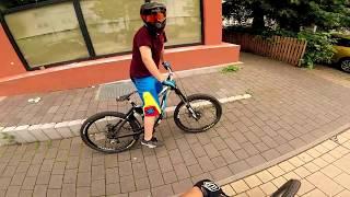Urban Downhill Marburg #2// CHILL EDIT//