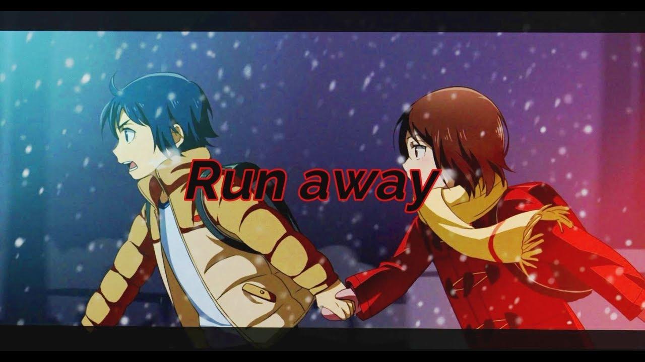 run away en espanol