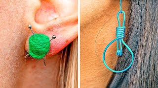 32 COOL AND EASY HANDMADE JEWELRY IDEAS YOU`LL LOVE