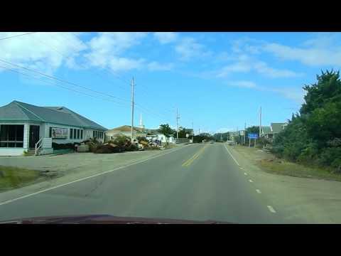 Hatteras Village's Mess After Hurricane Matthew