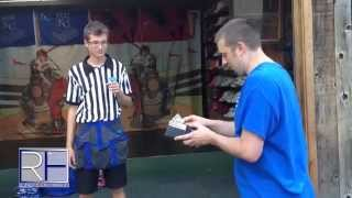 $20.00 Baseball Pitch Speed Bet   Worlds Of Fun Kansas City Mo