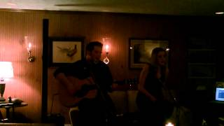 Breakeven (Cover) by Ryan and Olivia Grant at the Home Live Recording Session