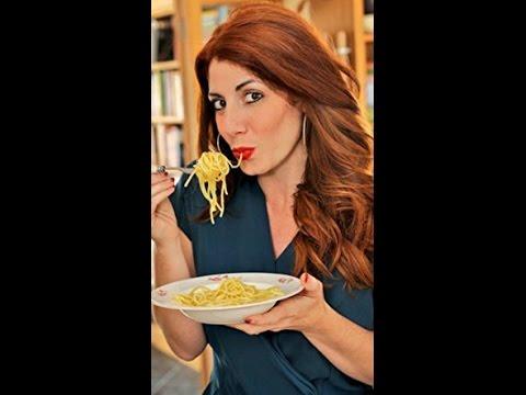 Carmela Sereno-Hayes Chef demonstration