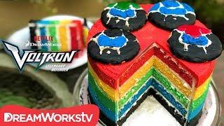 DIY Paladin Cake | DREAMWORKS VOLTRON LEGENDARY DEFENDER