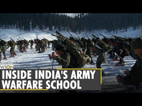 WION Ground Report: Inside India's army warfare school