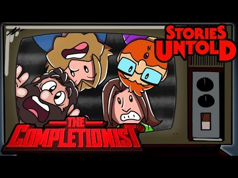 Stories Untold feat. Scary Game Squad | The Completionist