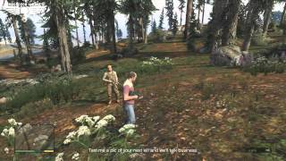 GTA 5 Hunting With Cletus And Trevor Mission Walkthrough