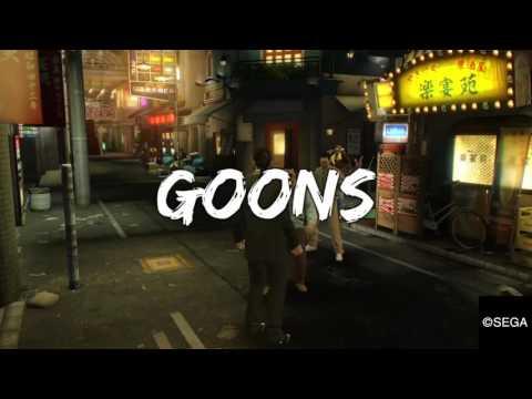 Initial D Music in Yakuza Zero