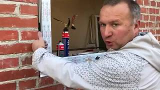 як зробити укоси на вікнах зовні в дерев'яному будинку