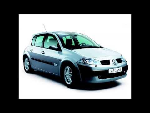 2003 Renault Megane Ii Hatch Youtube