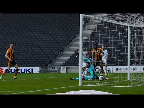 Milton Keynes Hull Goals And Highlights