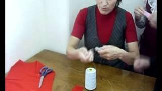 Видеоурок изготовление куклы