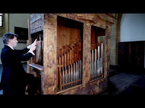 Bach - Italian Concerto BWV 971 (Gunther Rost)