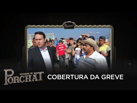 Eduardo Ribeiro Comenta Ameaça Que Recebeu Durante Greve Dos Caminhoneiros