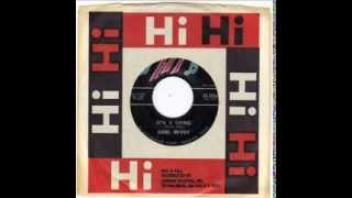 CARL McVOY - WHAT AM I LIVING FOR -  ITS A CRIME -  HI 2054